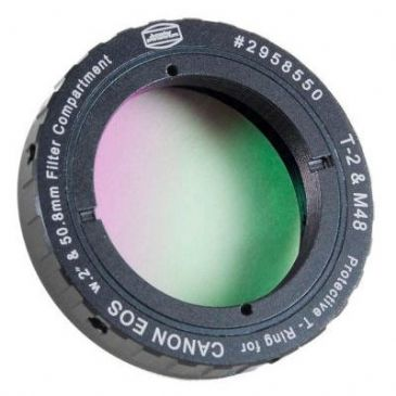 Baader Protective T-Ring For Canon EOS inc clear filter